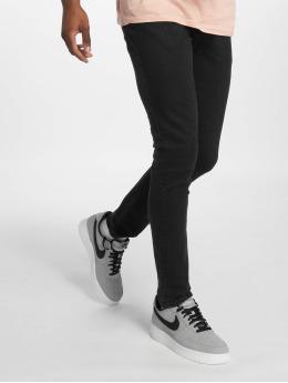 Jack & Jones Slim Fit Jeans jjiGlenn black