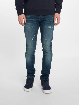 Jack & Jones Slim Fit Jeans jjiGlenn jjIcon Noos blau