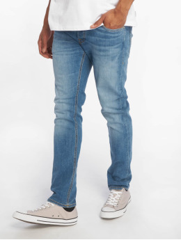 Jack & Jones Slim Fit Jeans jjiGlenn blau