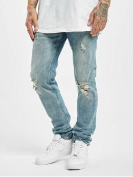 Jack & Jones Slim Fit Jeans jjiGlenn jjOriginal Jos 048 Sts blau
