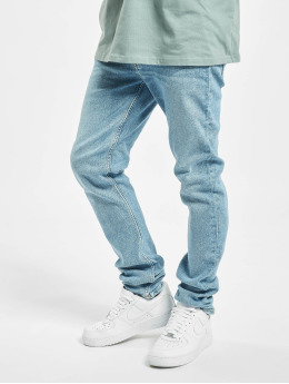 Jack & Jones Slim Fit Jeans jjiGlenn jjOriginal CJ 080 50sps blauw