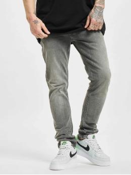Jack & Jones Slim Fit Jeans jjiGlenn jjOriginal NA 034 grå
