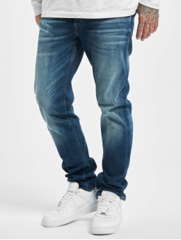 Jack & Jones Slim Fit Jeans jj30Glenn jjOriginal Jos 206 modrá