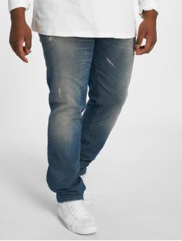Jack & Jones Slim Fit Jeans Jjiglenn Jjfox Bl 820 Ps modrý
