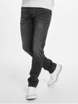 Jack & Jones Slim Fit Jeans jjiGlenn jjOriginal AM 817 NOOS svart