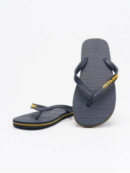 Jack & Jones Slipper/Sandaal JFW Basic Sandals blauw
