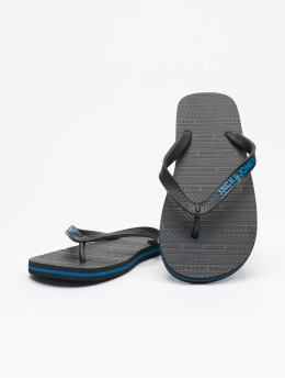 Jack & Jones Slipper/Sandaal JFW Basic grijs