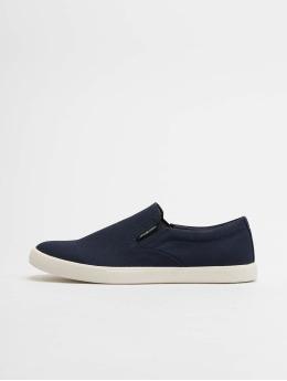 Jack & Jones Sneaker JfwRowden Canvas Slip blau