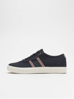 Jack & Jones sneaker JfwAustin Denim Stripe blauw