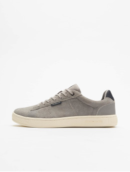 Jack & Jones sneaker JfwOlly Nubuck zilver