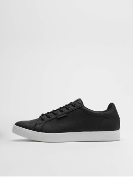 Jack & Jones sneaker JfwTrent PU 19 zwart