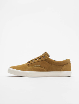 Jack & Jones Sneakers JfwVision Suede STS brazowy