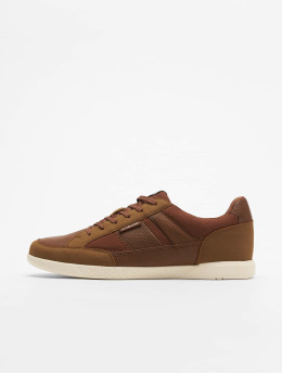 Jack & Jones Sneakers JfwByson Mesh Mix STS hnedá