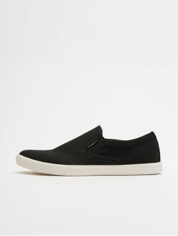 Jack & Jones Snejkry JfwRowden Canvas Slip šedá