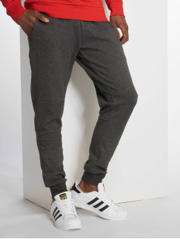 Jack & Jones Spodnie do joggingu jjiWill jjClean Noos szary