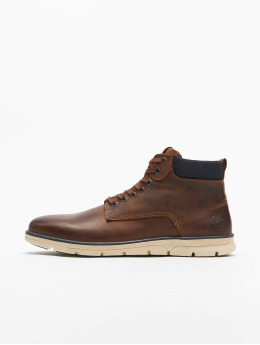 Jack & Jones Støvler jfwTubar Leather brun