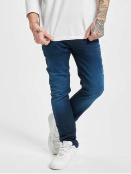 Jack & Jones Straight Fit Jeans jjiGlenn jjOriginal GE 106 I.K Noos blå