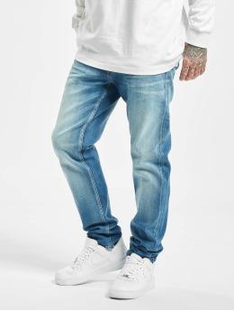 Jack & Jones Straight fit jeans jjiMike Jjoriginal Jos 411 blauw