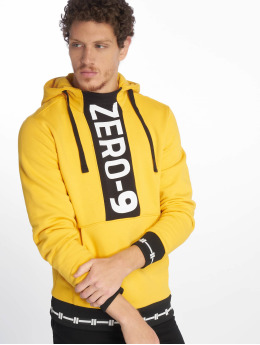 Jack & Jones Sudadera jcoRookie amarillo