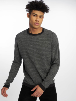 Jack & Jones Svetry Jcoclayton Knit šedá