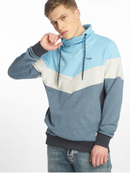 Jack & Jones Sweat & Pull jorHampton Cross Over High Neck bleu