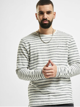 Jack & Jones Sweat & Pull jjStripe bleu
