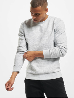 Jack & Jones Sweat & Pull jcoStructure gris