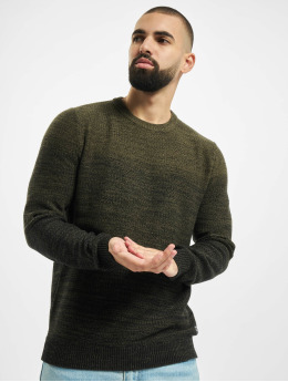 Jack & Jones Sweat & Pull jjeGraham Knit Noos olive