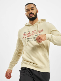 Jack & Jones Sweat capuche jprBlubilly Autumn beige