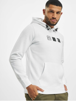 Jack & Jones Sweat capuche jcoGlory  blanc