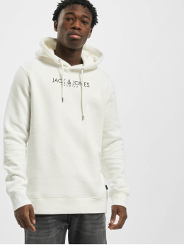 Jack & Jones Sweat capuche jprBlagabriel blanc