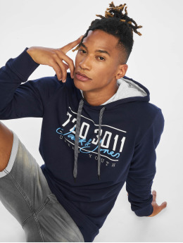 Jack & Jones Sweat capuche jcoAxel bleu