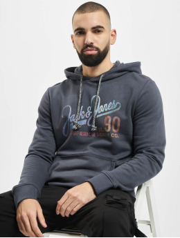 Jack & Jones Sweat capuche jj30Jack Print bleu