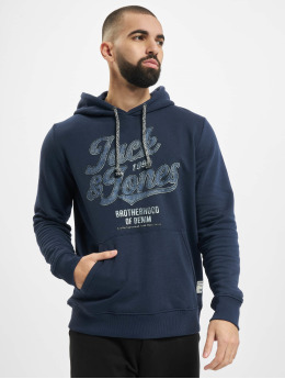 Jack & Jones Sweat capuche jj30Jack bleu