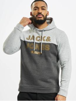Jack & Jones Sweat capuche jcoRetail Sweat gris