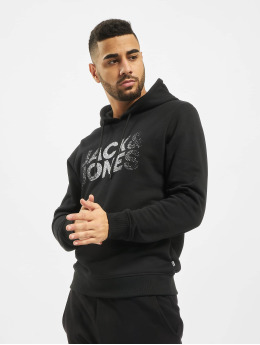 Jack & Jones Sweat capuche jcoThunder noir