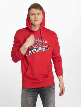 Jack & Jones Sweat capuche jjeLogo rouge