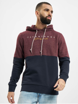 Jack & Jones Sweat capuche jorTrailer  rouge