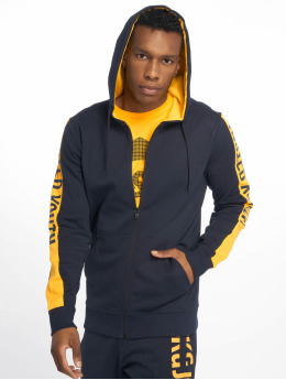 Jack & Jones Sweat capuche zippé jcoPops bleu