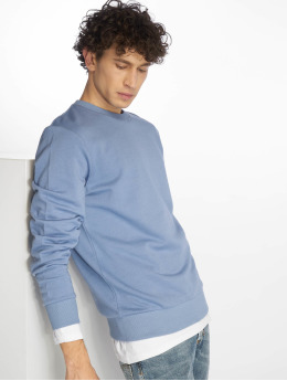 Jack & Jones Swetry jjeHolmen niebieski