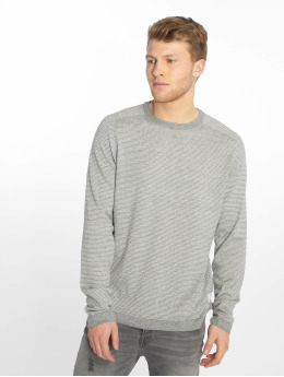Jack & Jones Swetry Jcoclayton szary