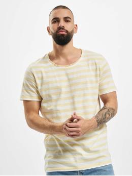 Jack & Jones T-paidat jorMilo  keltainen