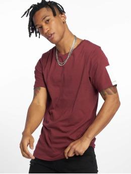 Jack & Jones T-paidat jcoNewmeeting punainen
