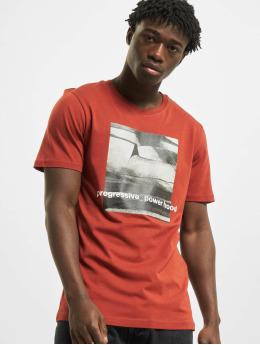 Jack & Jones T-paidat jcoJump  punainen