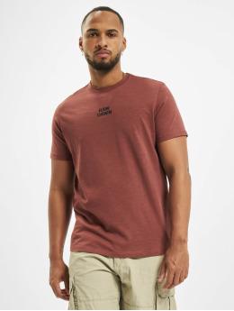 Jack & Jones T-paidat jprBladean  ruskea