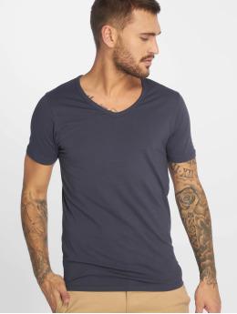Jack & Jones T-paidat Basic V-Neck sininen