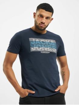 Jack & Jones T-shirt jcoJumbo  blå