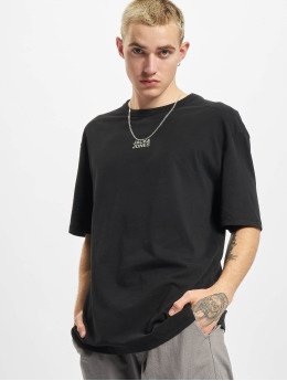 Jack & Jones T-Shirt Jcoclassic Crew Neck  black