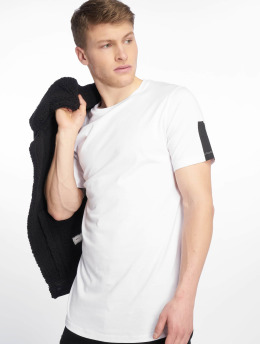 Jack & Jones T-Shirt jcoNewmeeting blanc