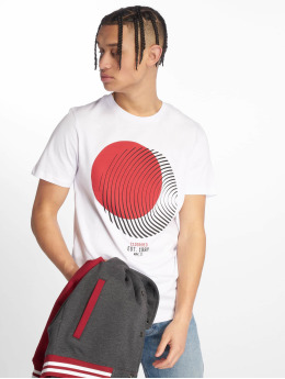 Jack & Jones T-Shirt jcoBooster blanc